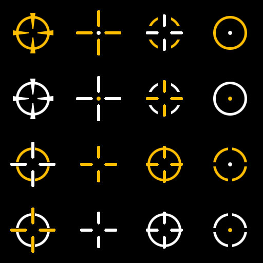 TFTV Creating a New Crosshair Font